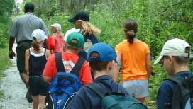 Backpacking for Fitness Indiana Dunes